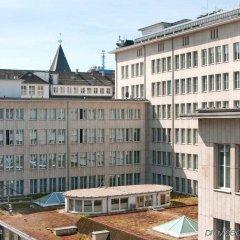 Отель Hilton Cologne Германия, Кёльн - 3 отзыва об отеле, цены и фото номеров - забронировать отель Hilton Cologne онлайн комната для гостей фото 3