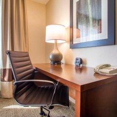 Отель Comfort Suites Columbus West - Hilliard США, Колумбус - отзывы, цены и фото номеров - забронировать отель Comfort Suites Columbus West - Hilliard онлайн