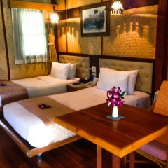 Отель Sunset Village Beach Resort комната для гостей фото 2
