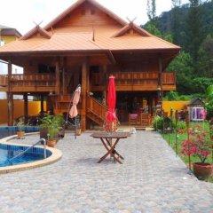 Отель Golden Teak Resort - Baan Sapparot фото 2