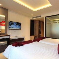 Отель Paripas Patong Resort 4* Номер Премиум с разными типами кроватей фото 2
