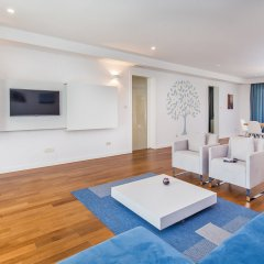 Отель Dubrovnik Luxury Residence-L`Orangerie сауна