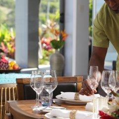 Отель InterContinental Fiji Golf Resort & Spa Фиджи, Вити-Леву - отзывы, цены и фото номеров - забронировать отель InterContinental Fiji Golf Resort & Spa онлайн питание фото 2