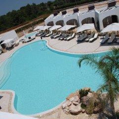 Отель La Casarana Resort & Spa Италия, Пресичче - отзывы, цены и фото номеров - забронировать отель La Casarana Resort & Spa онлайн бассейн фото 3