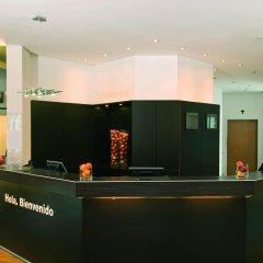 Отель Nh Munich Airport Мюнхен интерьер отеля фото 2