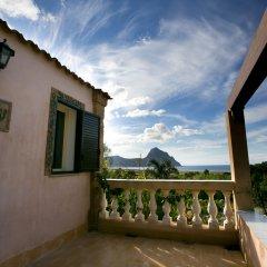 Отель Cala DellArena балкон