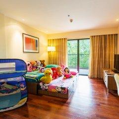 Отель Novotel Phuket Surin Beach Resort 4* Люкс с различными типами кроватей фото 2