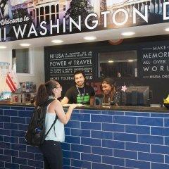Отель HI Washington DC - Hostel США, Вашингтон - 2 отзыва об отеле, цены и фото номеров - забронировать отель HI Washington DC - Hostel онлайн бассейн