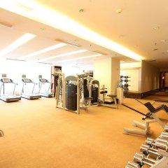 Отель Guangzhou Grand International Hotel Китай, Гуанчжоу - 8 отзывов об отеле, цены и фото номеров - забронировать отель Guangzhou Grand International Hotel онлайн фитнесс-зал