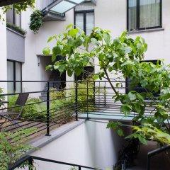 Апартаменты Apartments Smartflats Saint-Géry Garden Flats Брюссель балкон