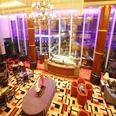 Отель Century Plaza Hotel Китай, Шэньчжэнь - отзывы, цены и фото номеров - забронировать отель Century Plaza Hotel онлайн фитнесс-зал