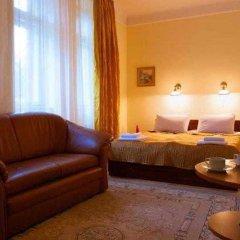 Гостиница Замок Льва комната для гостей фото 5