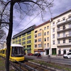 Апартаменты Old Town Apartments Greifswalder Strasse парковка