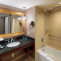 Отель Sheraton Hotel Columbus Capitol Square США, Колумбус - отзывы, цены и фото номеров - забронировать отель Sheraton Hotel Columbus Capitol Square онлайн ванная фото 2