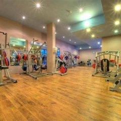 Pearl Lodge Hotel Смолян фитнесс-зал