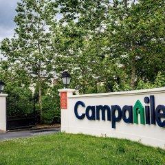 Отель Campanile Val de France городской автобус