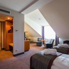 Отель Wyndham Garden Dresden комната для гостей