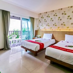 Отель NIDA Rooms Dino Park Karon комната для гостей