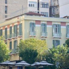Отель Orestias Kastorias Салоники парковка