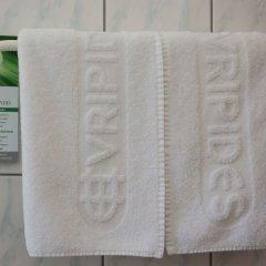 Evripides Hotel ванная фото 2