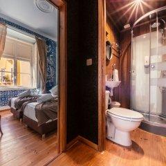 Отель Casinha Das Flores Лиссабон ванная