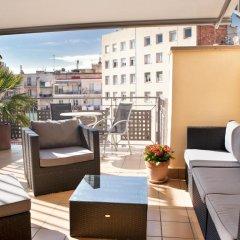 Апартаменты Wello Apartments балкон