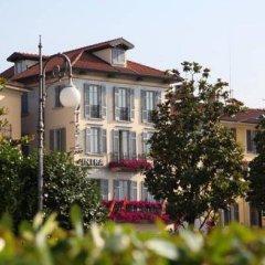 Отель Intra Hotel Италия, Вербания - отзывы, цены и фото номеров - забронировать отель Intra Hotel онлайн балкон
