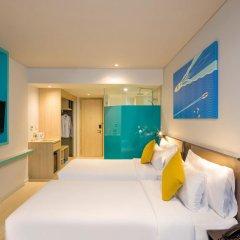 Отель ibis Styles Nha Trang Вьетнам, Нячанг - отзывы, цены и фото номеров - забронировать отель ibis Styles Nha Trang онлайн комната для гостей фото 4