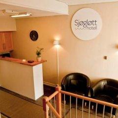 Отель Sjøgløtt Hotel Норвегия, Кристиансанд - отзывы, цены и фото номеров - забронировать отель Sjøgløtt Hotel онлайн спа