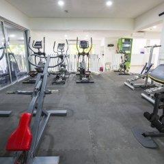 Отель Playa Suites фитнесс-зал фото 2