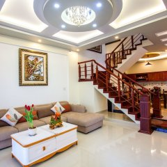 Отель Gia Phát интерьер отеля