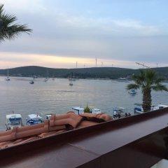 Отель Teos Lodge Pansiyon & Restaurant Сыгаджик пляж фото 2