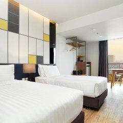 Отель The Quarter Ladprao By Uhg Бангкок комната для гостей фото 2