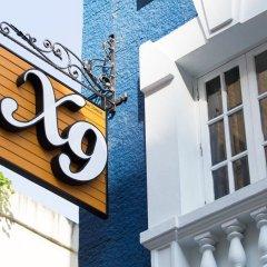Отель X9Hostel Таиланд, Бангкок - отзывы, цены и фото номеров - забронировать отель X9Hostel онлайн балкон