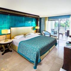 Отель Rixos Premium Bodrum - All Inclusive 5* Стандартный номер разные типы кроватей фото 2
