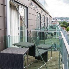 Отель Best Western Kampen Hotell балкон