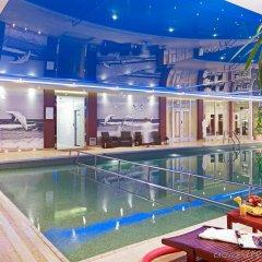 Отель Mercure Gdansk Posejdon Польша, Гданьск - 1 отзыв об отеле, цены и фото номеров - забронировать отель Mercure Gdansk Posejdon онлайн бассейн фото 2