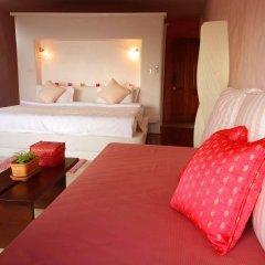 Отель Phra Nang Lanta by Vacation Village Таиланд, Ланта - отзывы, цены и фото номеров - забронировать отель Phra Nang Lanta by Vacation Village онлайн комната для гостей фото 4
