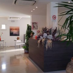 Отель Residence Alba Риччоне интерьер отеля фото 3
