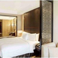 Отель Crowne Plaza New Delhi Mayur Vihar Noida комната для гостей