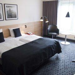 Отель ODENSE Оденсе комната для гостей