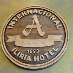 Hotel Iliria Internacional ванная фото 2