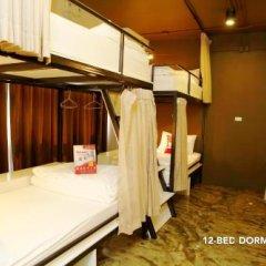 ZEN Hostel Ratchatewi удобства в номере фото 2