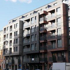 Отель Horison Apartments Польша, Вроцлав - отзывы, цены и фото номеров - забронировать отель Horison Apartments онлайн вид на фасад