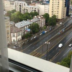 Отель Hampton by Hilton Warsaw City Centre Польша, Варшава - - забронировать отель Hampton by Hilton Warsaw City Centre, цены и фото номеров балкон