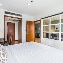 Отель Evergreen Place Siam by UHG Таиланд, Бангкок - 1 отзыв об отеле, цены и фото номеров - забронировать отель Evergreen Place Siam by UHG онлайн комната для гостей