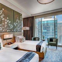 Steigenberger Hotel Business Bay, Dubai комната для гостей фото 11