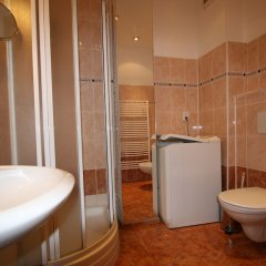 Отель Apartmán U Gejzíru ванная фото 2