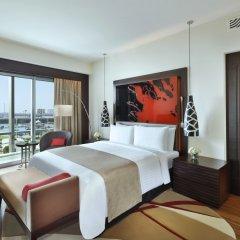 Marriott Hotel Al Forsan, Abu Dhabi комната для гостей фото 4