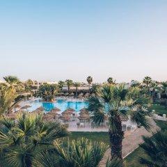 Отель Iberostar Mehari Djerba Тунис, Мидун - отзывы, цены и фото номеров - забронировать отель Iberostar Mehari Djerba онлайн приотельная территория фото 2